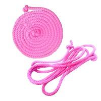 Gymnastik-Springseil  2,80m pink