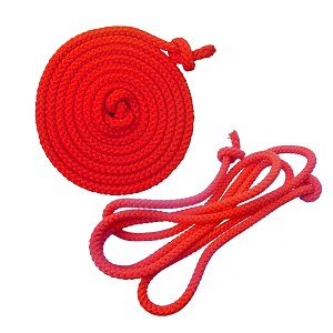 Gymnastics jump rope 2.80m orange