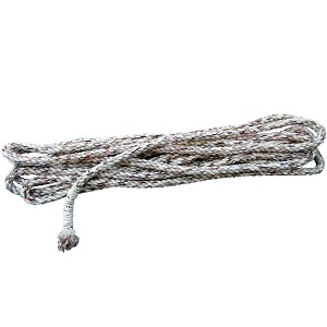 Pull rope rope made of cotton 10m long 20mm thick