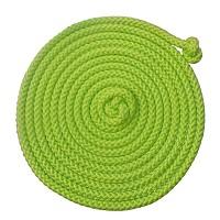 Gymnastik-Springseil  5,00m apfelgrün