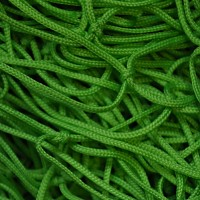 Decorative net 1m x 5m apple green mesh size 100 x 100mm PP