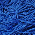 Decorative net 1m x 3m blue mesh size 50 x 50mm PP