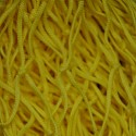 Decorative net 1m x 2m yellow mesh size 50 x 50mm PP