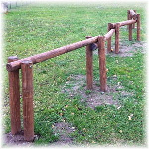 LoggyLand - balancing path