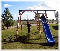 LoggyLand playground set ULTIMATE Height: 2.10m