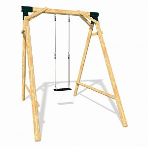 LoggyLand Playground Set SWING