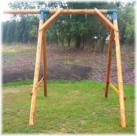 LoggyLand basic framework for the ENERGY playground set Height: 2.10m