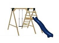 LoggyLand playground set MEDIUM Height: 2.10 m