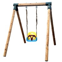 Extra Strong Baby & Toddler Swing Set