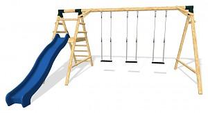 LoggyLand Playground Set MAXIMUM
