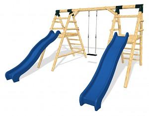LoggyLand playground set SPEED
