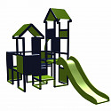 Moveandstic Moritz - Play Castle with Slide
