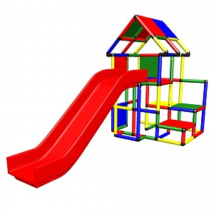 Moveandstic Susi - tower with multi slide