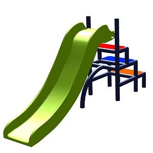 Moveandstic - Toffi children's slide