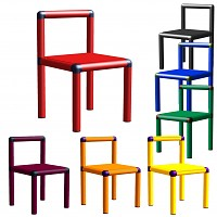 MAS chair available in different colors