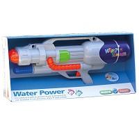 Wasserkanone Wasserspritze 58 cm Wasserpistole Spritzpistole Supersoaker 1,75 L