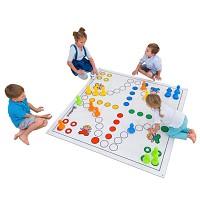 Garden Ludo - play area 150 x 150 cm