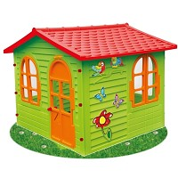 XXL Playhouse Bird Garden Playhouse