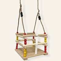 Wodden Baby & Toddler Swing Seat