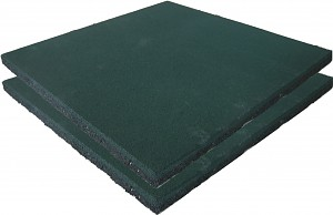 Safety Mat Green - Set of 2 -