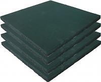 Safety Mat Green - Set of 4 -