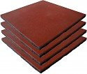 Safety Mat Auburn - Set of 4 -