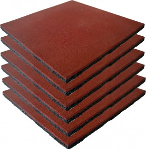 Safety Mat Auburn - Set of 6 -