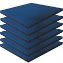 Safety Mat Blue - Set of 6 -