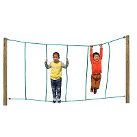 Climbing path element hanging net 300x140cm