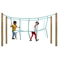 Climbing path element hanging net 300x280cm