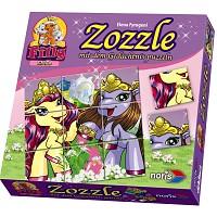 Noris Zoch-Filly Elves Zozzle Motiv 2 Gedächtnis Puzzle Sammelfiguren