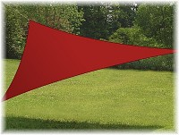 Triangle Sun Shade Sail Awning 3.3x3.3x3.3 m