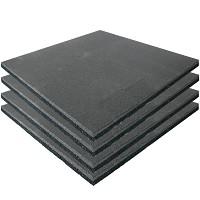 Safety Mat Grey - Set of 4 -