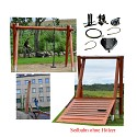 R&T - Playground Zip Line Kit 25m