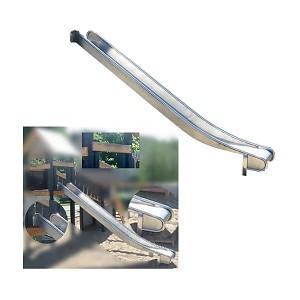 Tower Slide Stainless Steel 2m