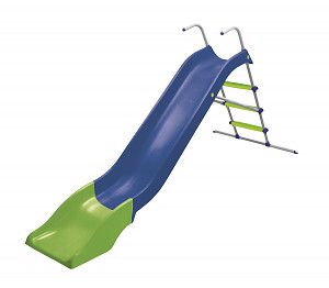 XXL slide with water connection
