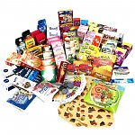 Pretend Play Grocery Store Accessories 110 pcs