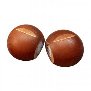 Tanner - Doppelbrötchen aus Holz