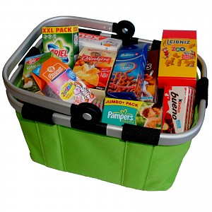 Tanner - Reisenthal Carry Bag grün