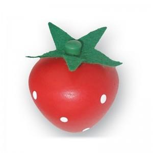 Tanner - Erdbeere 1 Stück aus Holz