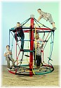 "Rotating Cone Climber ""Watzmann"""
