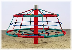 "Rotating Cone Climber ""Brocken"""