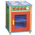 Kitchen toys wood stove