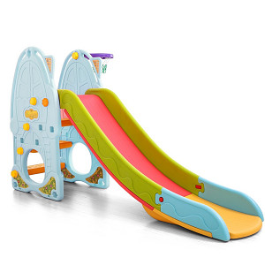 XL toddler slide - blue