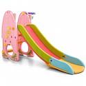 XL toddler slide - pink