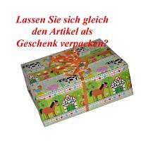 Geschenkeservice Kinderpapier Tiermotive Geschenke verpacken