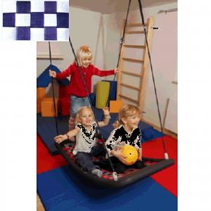 Multi Child Swing Education M white/blue
