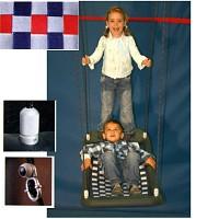 multi child swing education