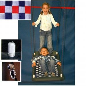 multi child swing education